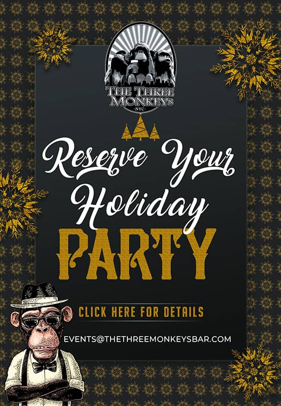 holidayparty1-min Login - The Three Monkeys Bar