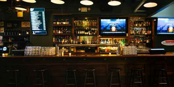 Craft beer bars - The Three Monkeys