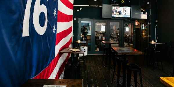 Craft Beer in Hell's Kitchen - The Three Monkeys